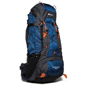 BLACKS Alpine Aqua II 60+10 Litre Rucksack