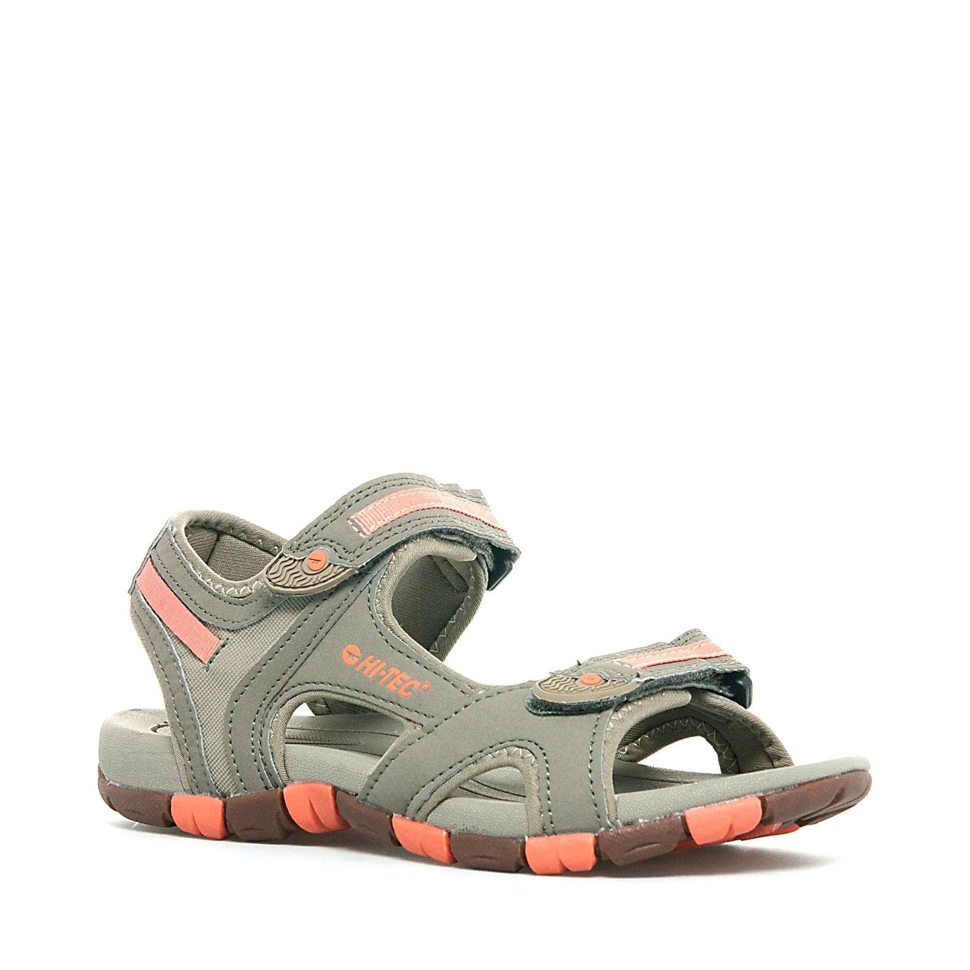 HI TEC Girls' GT Strap Sandal