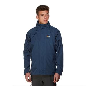 LOWE ALPINE Men's Wind River Waterproof Jacket