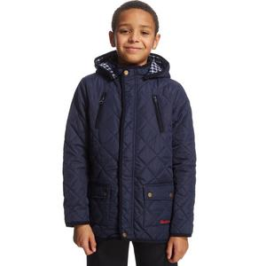 PETER STORM Boys' Wade Quilted Jacket