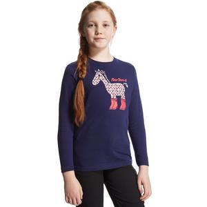 PETER STORM Girls' Amelie 3/4 T-Shirt