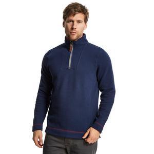 ONE EARTH Men's Half Zip Sweater