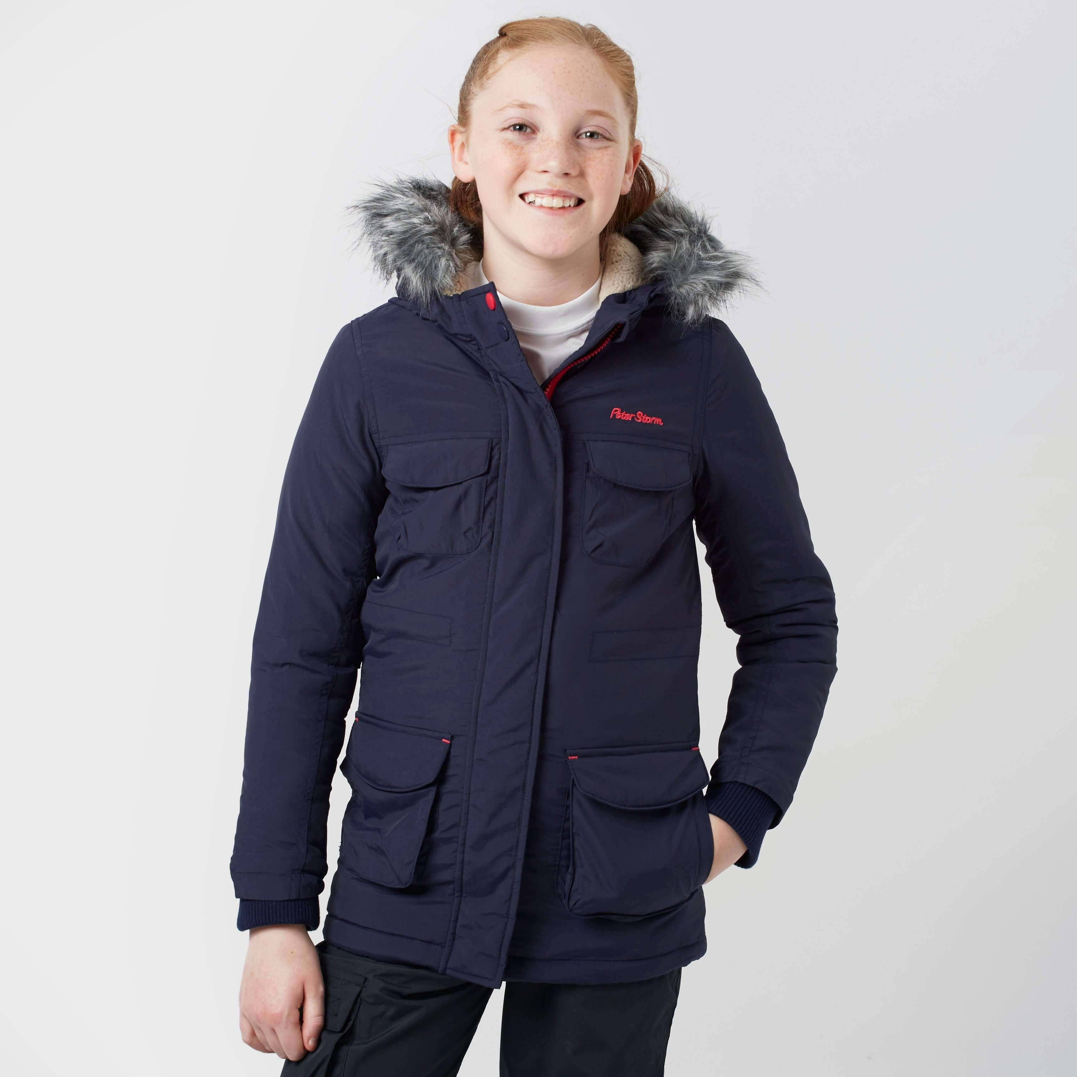 PETER STORM Girls Bella Parka