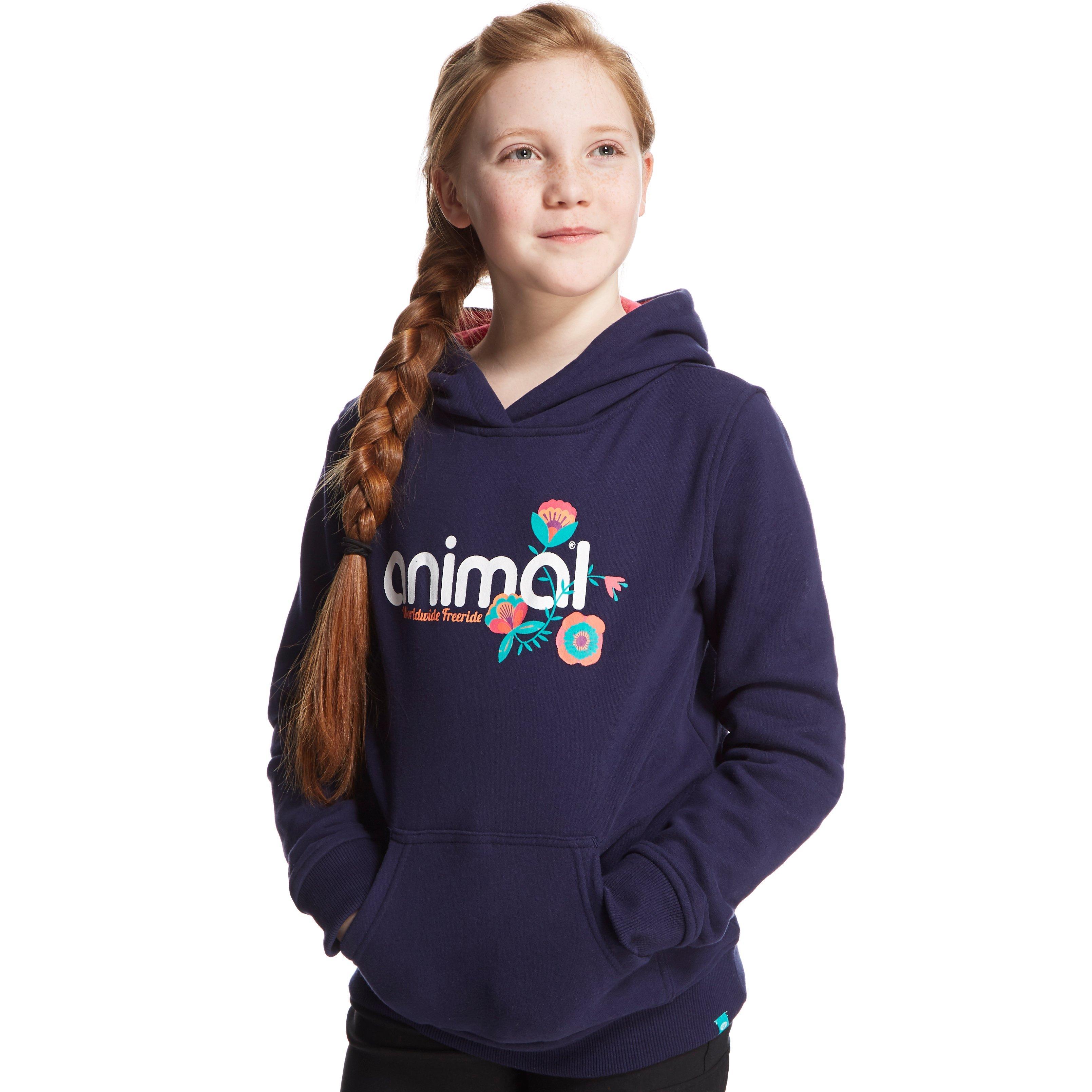 Animal Girls Mollie Mai Hoody Navy