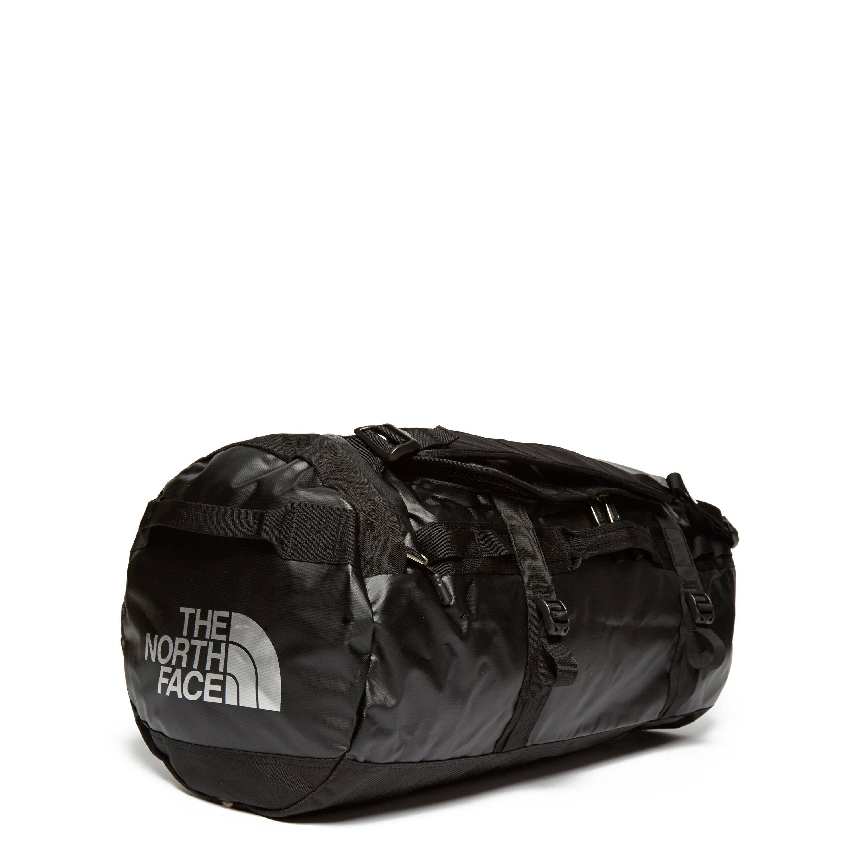 The North Face Basecamp Duffel Bag (Small) Black