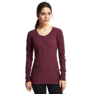 CRAGHOPPERS Women's Bilberry Long Sleeve T-Shirt