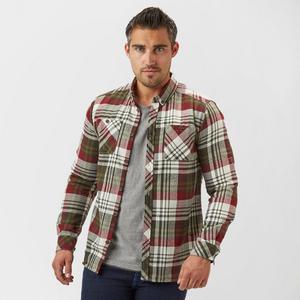 CRAGHOPPERS Men's Ellerton Long Sleeve Shirt