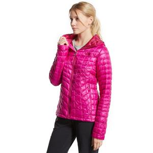 THE NORTH FACE Women's ThermoBall™ Hooded Insulated Jacket