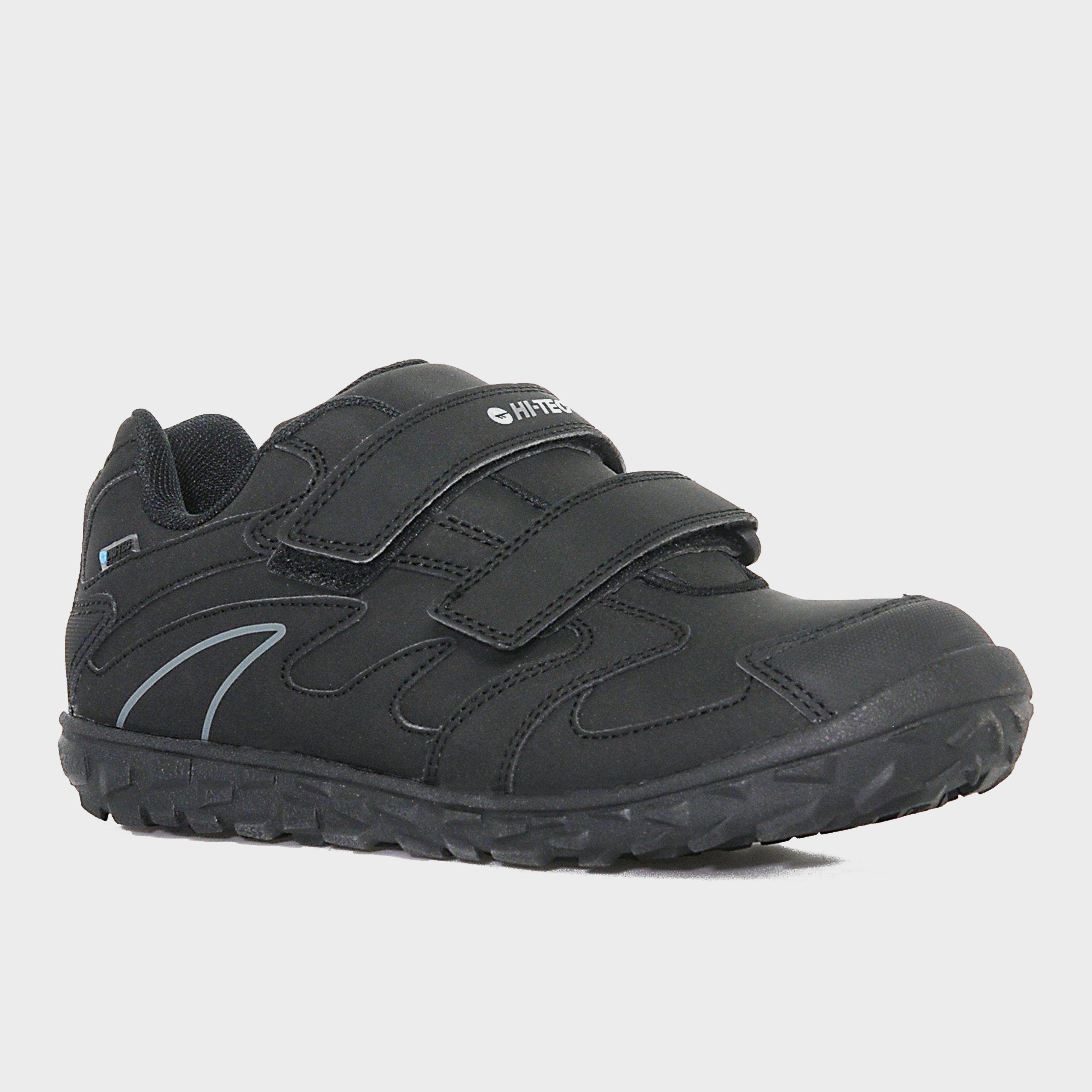 HI TEC Boys Meridian Waterproof Velcro Shoe