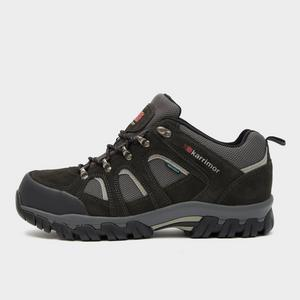 KARRIMOR Men's Bodmin IV Low Waterproof Walking Shoe