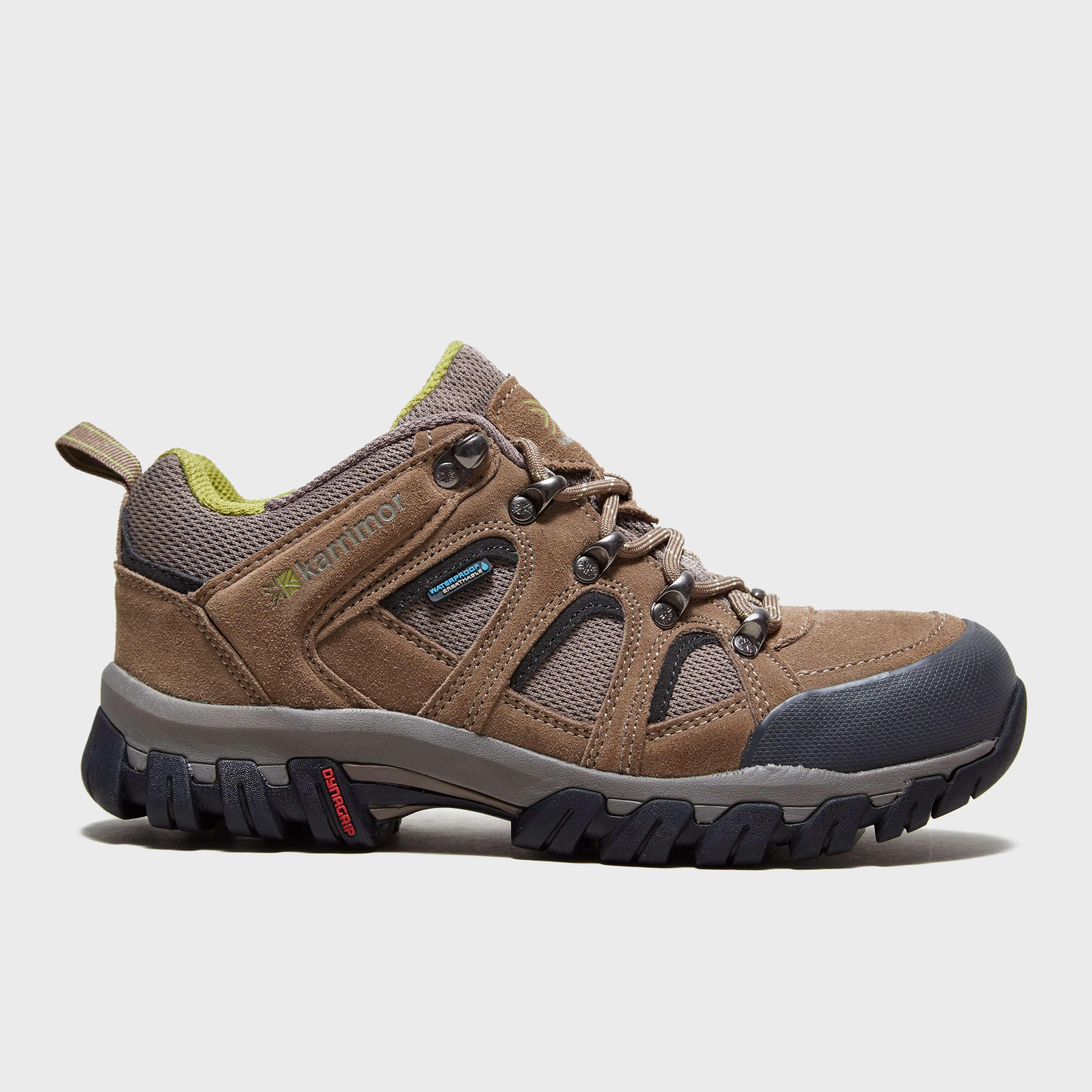 KARRIMOR Women's Bodmin IV Low Walking Shoe