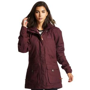 JACK WOLFSKIN Women's Lodge Bay Parka