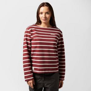 BRAKEBURN Women's Bella Long Sleeve Tee