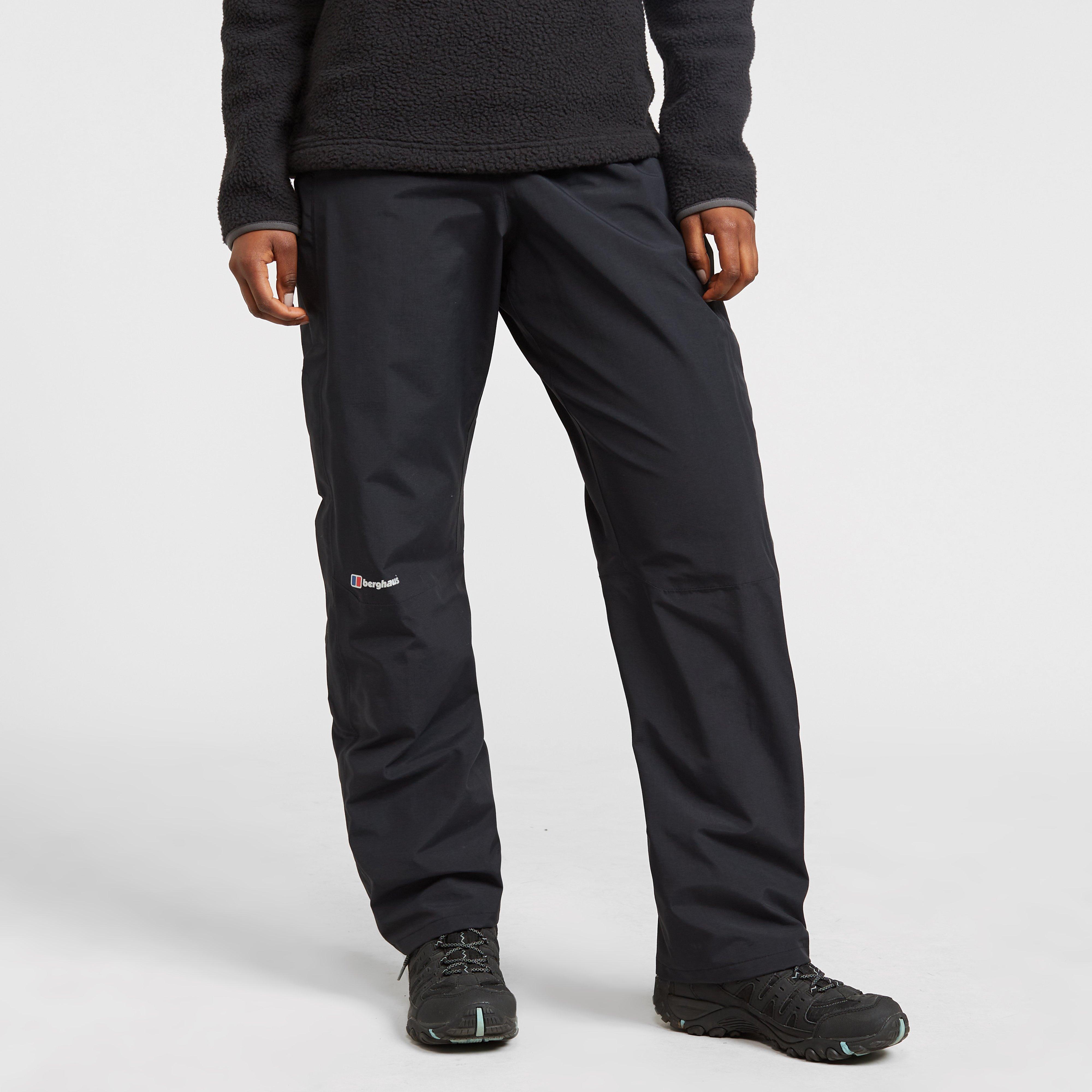 Brasher Mens Bleaberry Full-zip Fleece - Black  Black