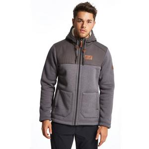 JACK WOLFSKIN Men's Terra F65 Hooded Fleece Jacket