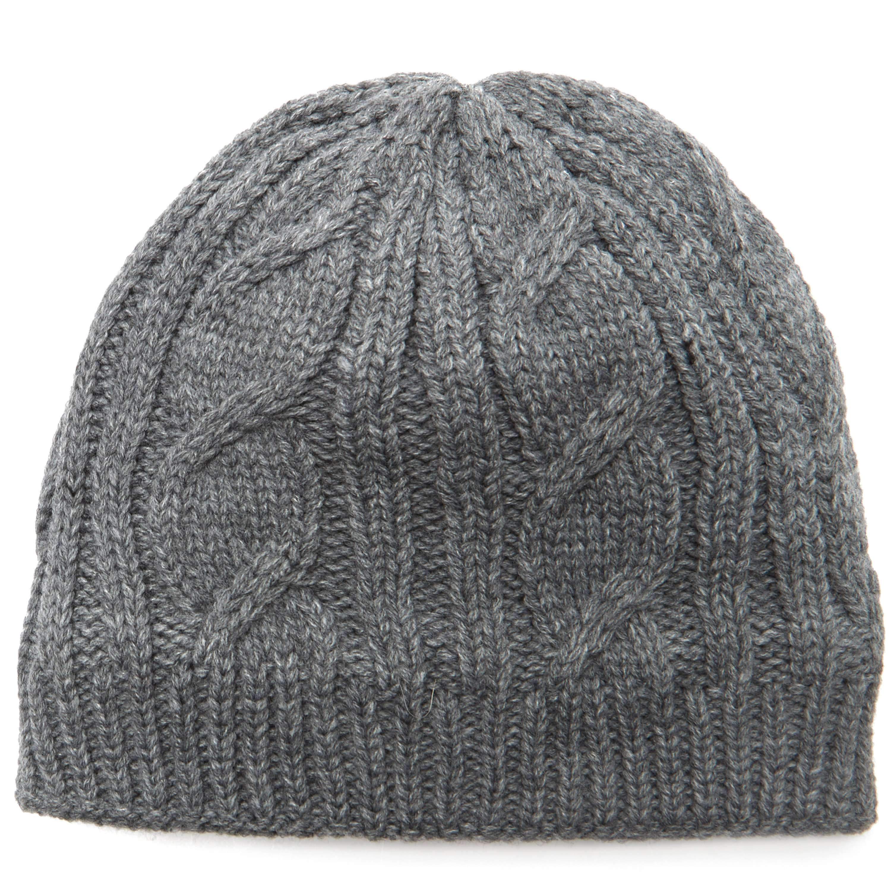 SEALSKINZ Women's Cable Knit Beanie