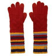 Women's Chevron Gloves