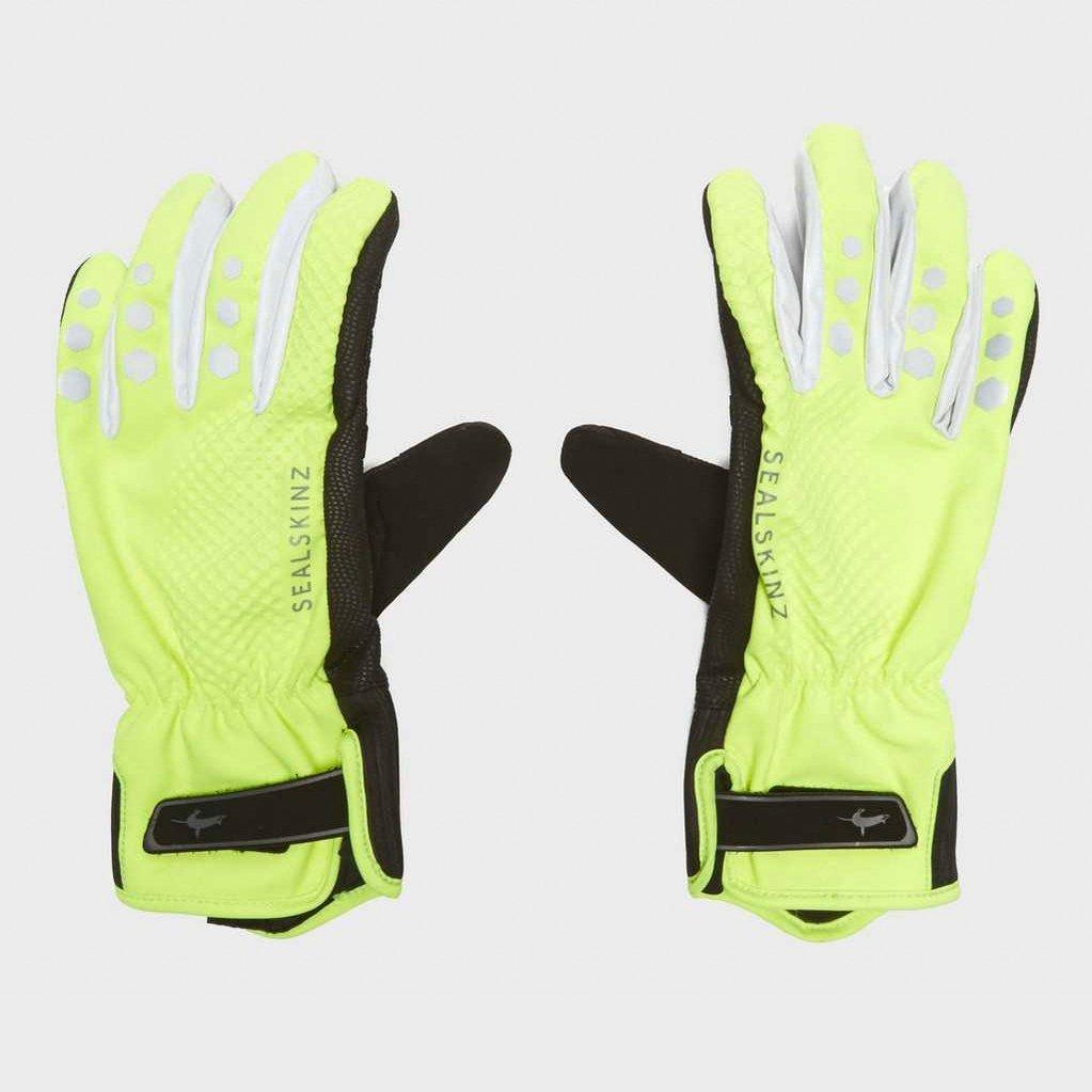 Sealskinz All Weather Cycle XP Gloves - Fluorescent, Fluorescent