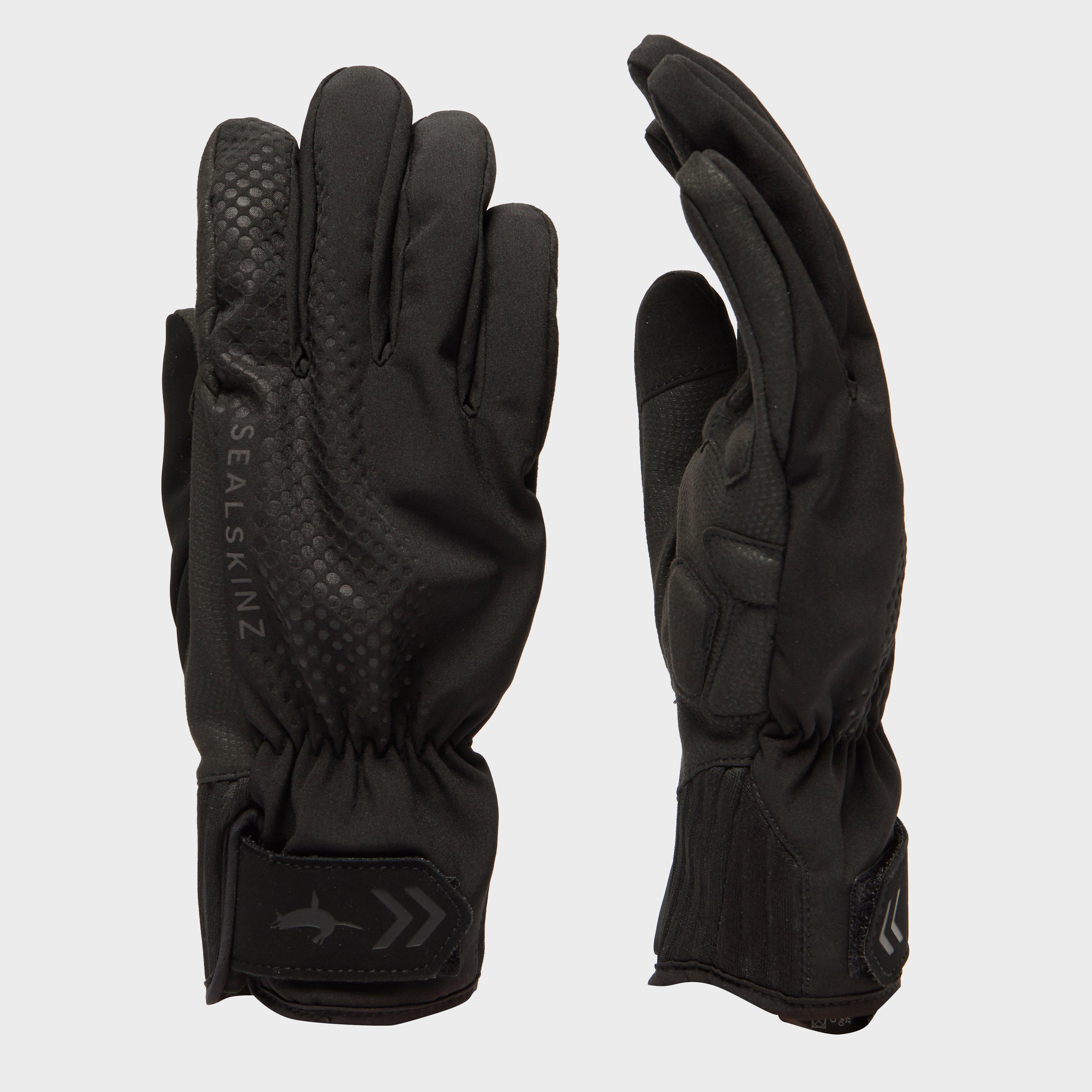 Sealskinz All Weather Cycle XP Gloves - Black, Black