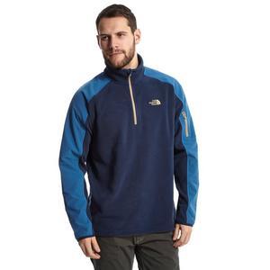 THE NORTH FACE Men's Glacier Delta Quarter-Zip Polartec® Fleece