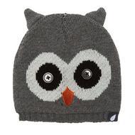 Girl's Owl Beanie