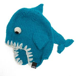 ANIMAL Bate Shark Beanie