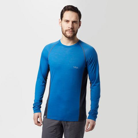 Men's Meco™ 120 Long Sleeve Tee