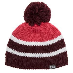 JACK WOLFSKIN Women's Bobble XT Beanie Hat