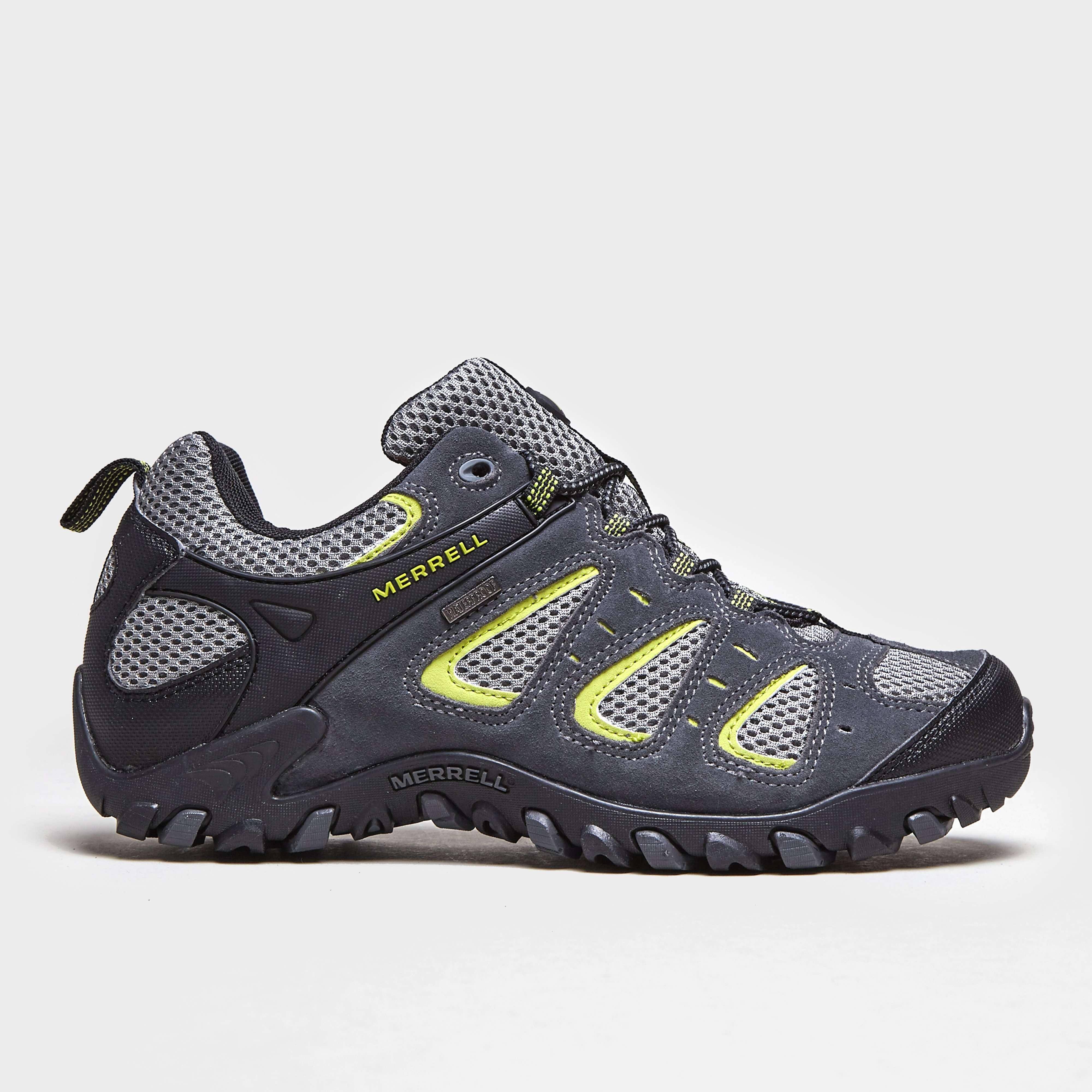 MERRELL Men's Highvale Waterproof Hiking Shoe