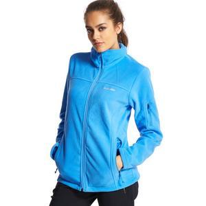 COLUMBIA Women's Fast Trek II Full-Zip Fleece
