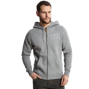 66 NORTH Men's Logn Zipped Sweater