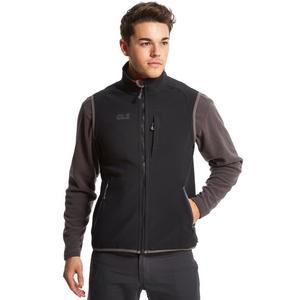 JACK WOLFSKIN Men's Ultravision Softshell Vest