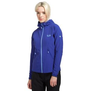 MOUNTAIN HARDWEAR Women's Super Chockstone Softshell Jacket