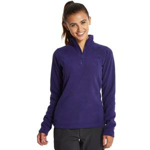 THE NORTH FACE Women's 100 Glacier Quarter-Zip Polartec® Fleece