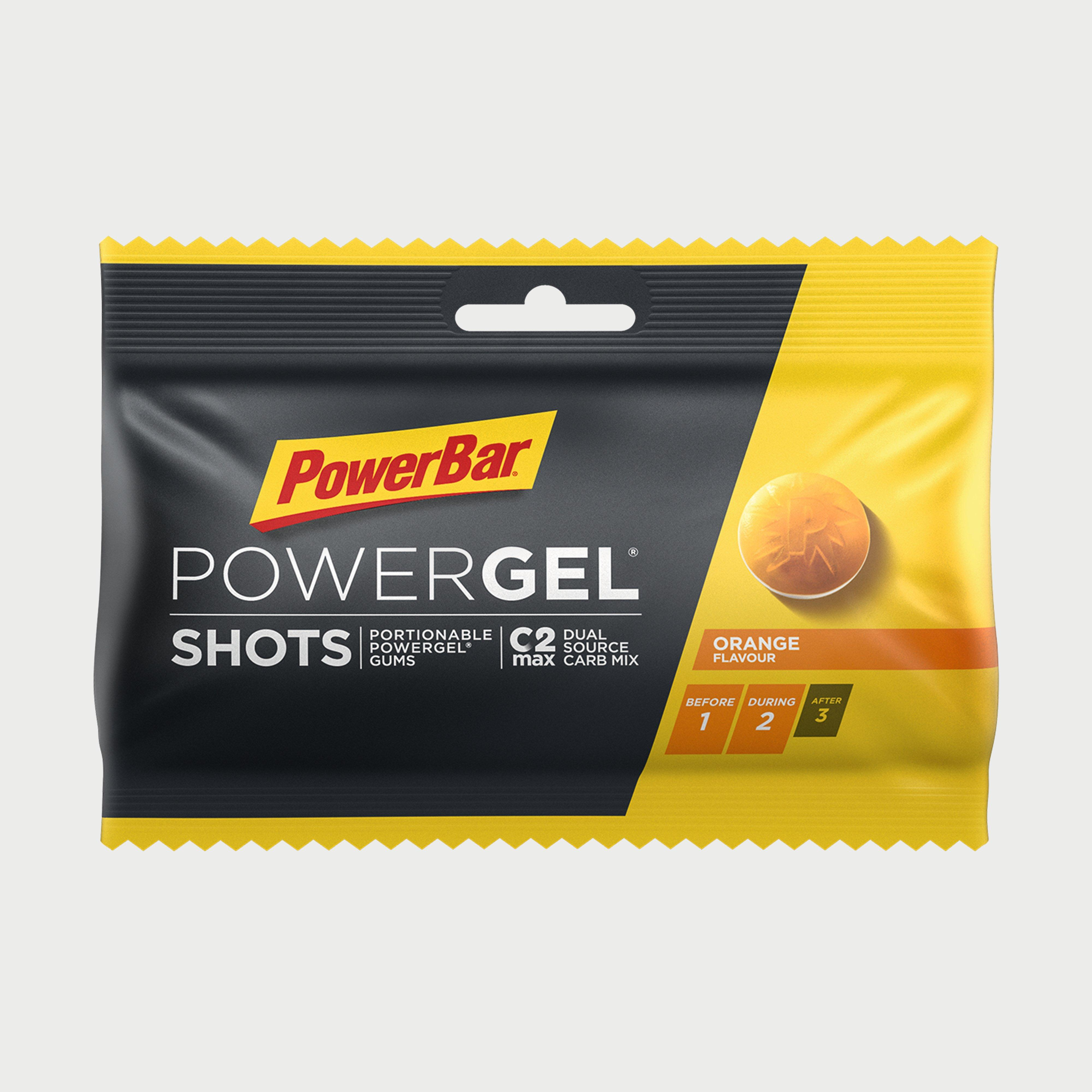 Powerbar Powergel Orange Shots, N/A