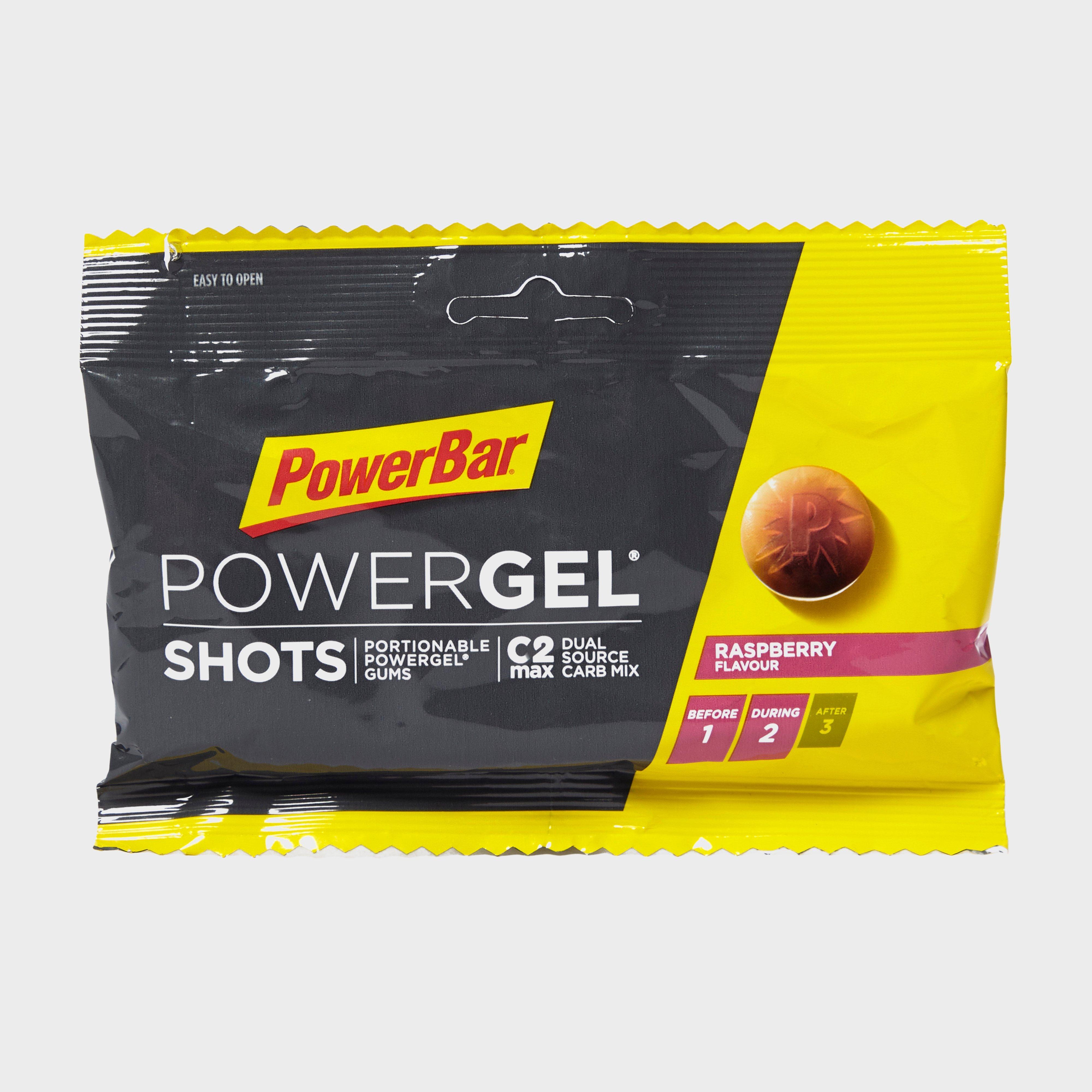 Powerbar Powergel Raspberry Shots, N/A