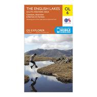 Explorer OL 6 The Lake District: South-western area