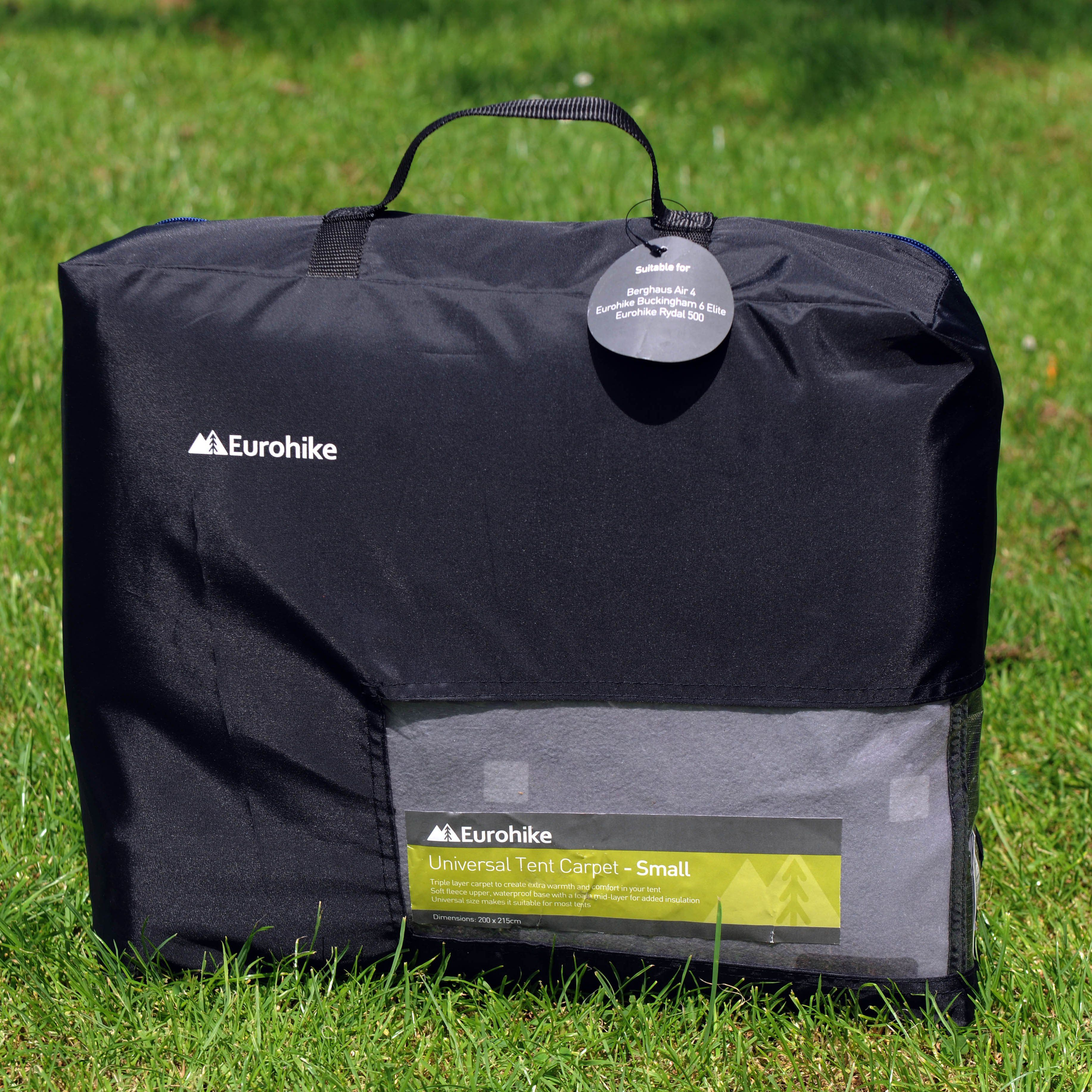 EUROHIKE Tent Carpet (Small)