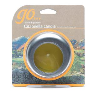DESIGN Citronella Candle
