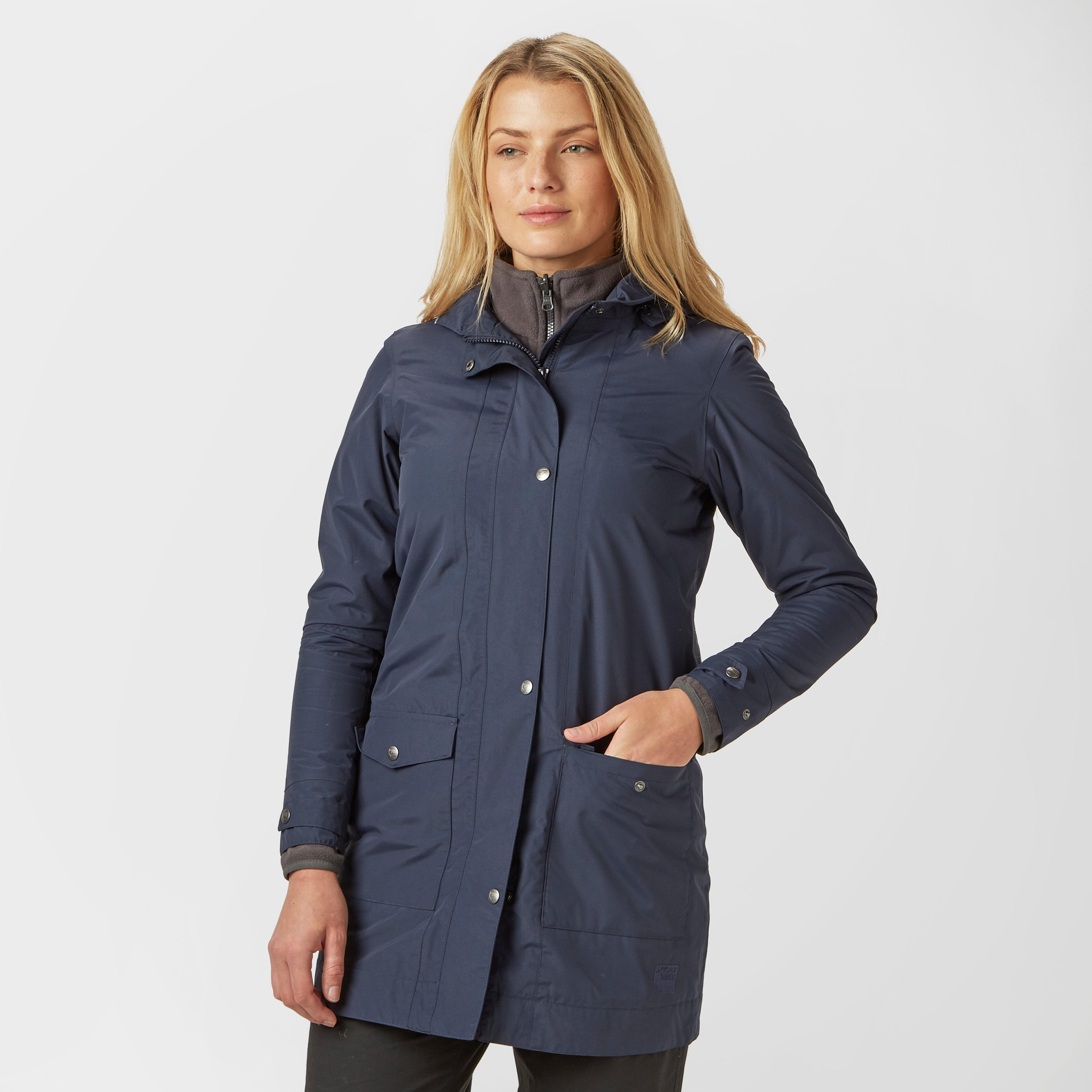 Sprayway Women's Quartz Jacket, Navy