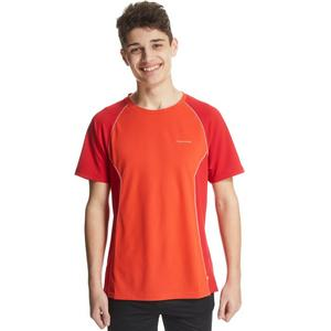CRAGHOPPERS Boy's Vitalise Baselayer T-Shirt