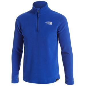THE NORTH FACE Boy's Quarter Zip Glacier Fleece
