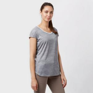 adidas Women's Run Reversible Short Sleeve T-Shirt
