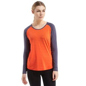 MOUNTAIN EQUIPMENT Women's Redpoint Long Sleeve Tee