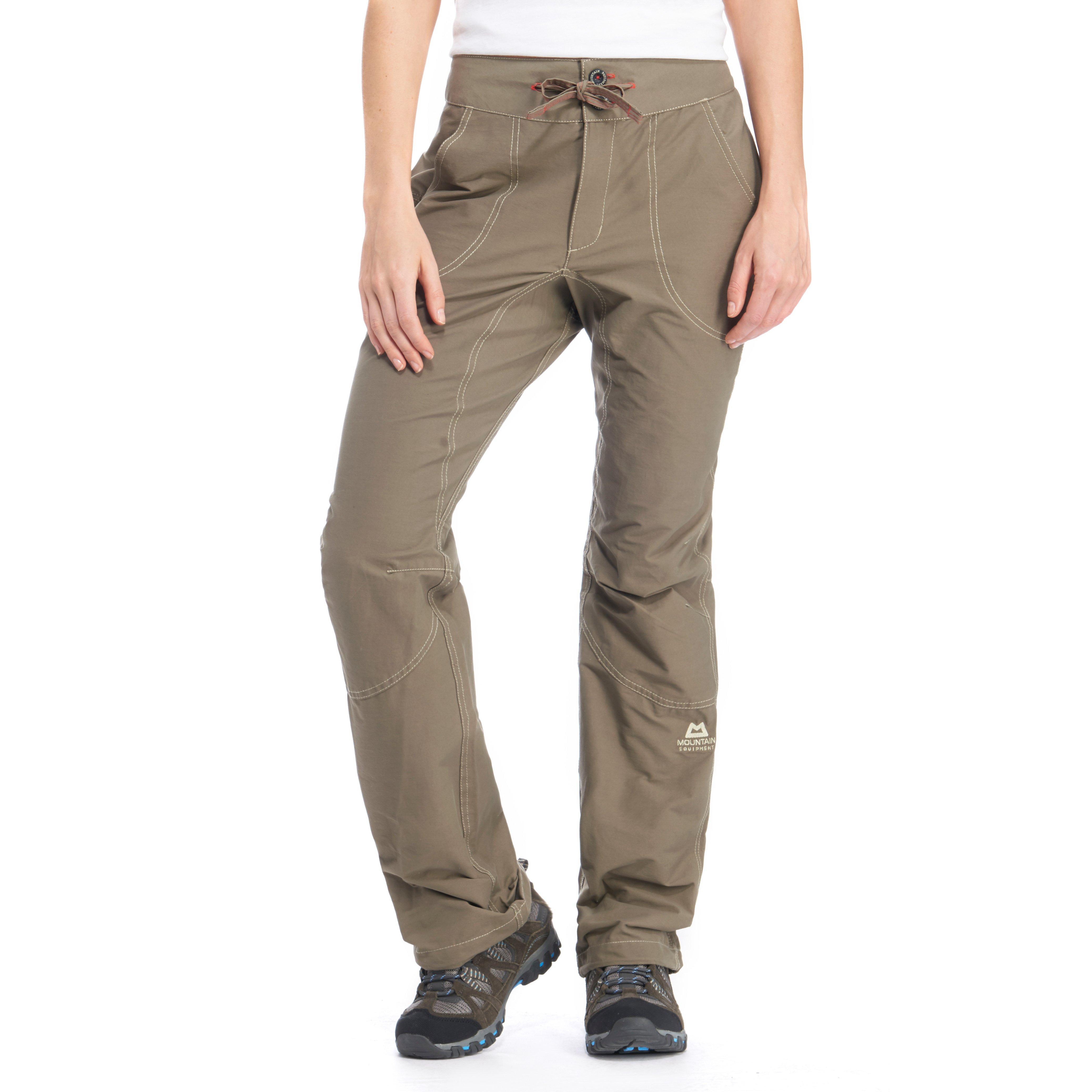 Mountain Equipment Women's Viper Pants, Khaki