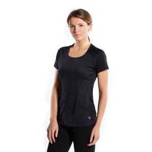 MOUNTAIN HARDWEAR Women's Mighty™ Stripe Short Sleeve Tee