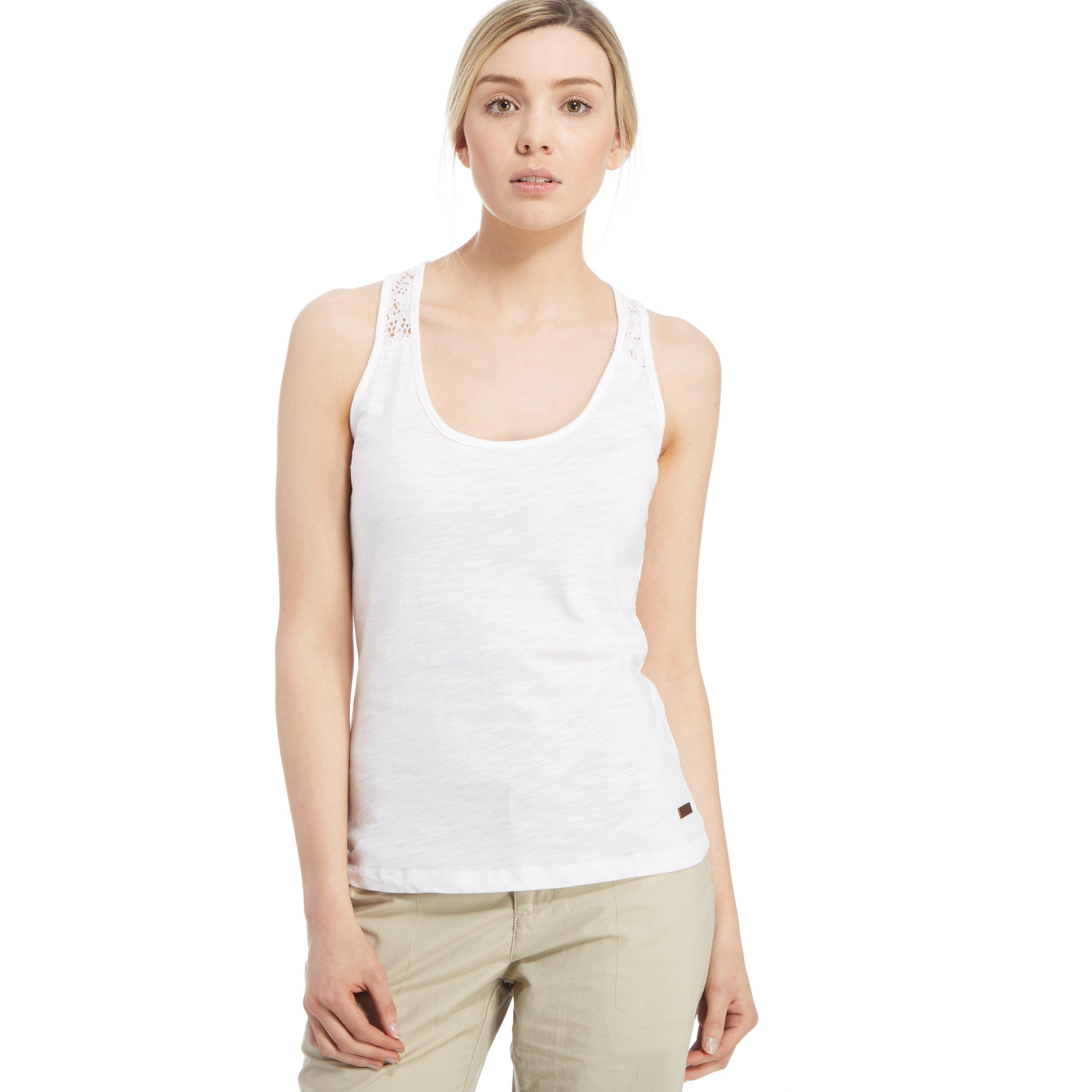 Protest Women's Beccles 16 Tank Top, White