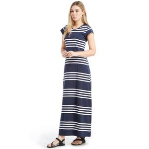 BRAKEBURN Nautical Stripe Maxi Dress