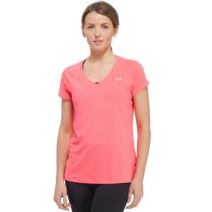 UNDER ARMOUR Women's UA HeatGear® Armour Short Sleeve T-Shirt