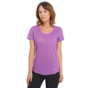 UNDER ARMOUR Women's UA Streaker Short Sleeved Tee